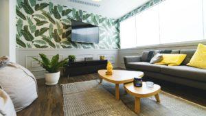 עיצוב דירת מגורים